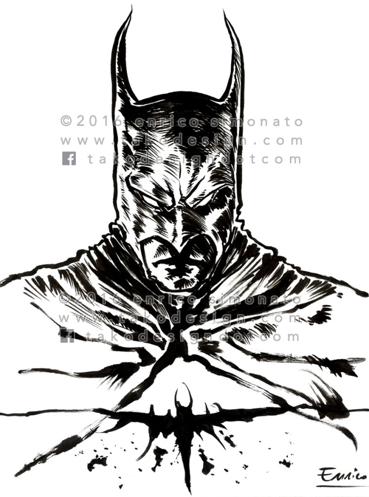 batman front brush copia filigrana